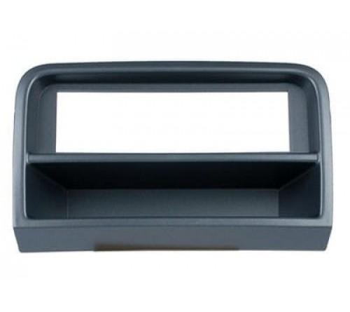 1-DIN inbouwframe  Fiat Croma 05 >  zwart