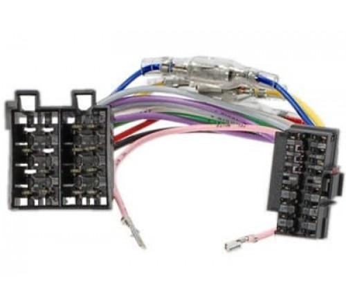 Kabelboom voor OEM radio  16-pin SONY > ISO vrouw. conn.