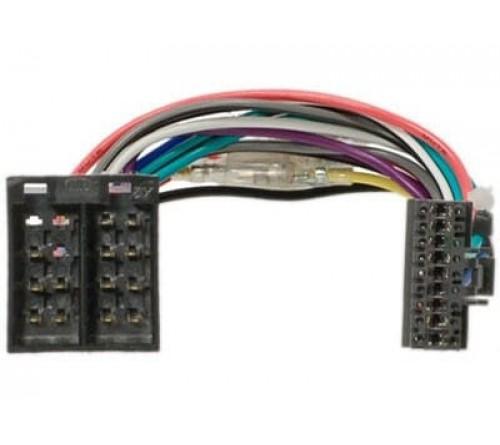Kabelboom  OEM radio  OEM adap. SONY 18-pin > ISO 16-pin