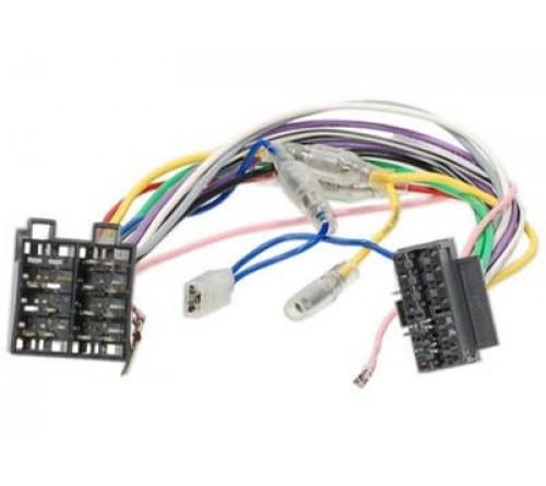 Kabelboom voor OEM radio  PIONEER 16-pin > ISO 16pin