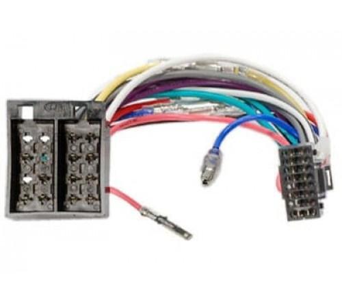 Kabelboom voor OEM radio  JVC 16-pin  2002> e.g.: KD-SH707-R