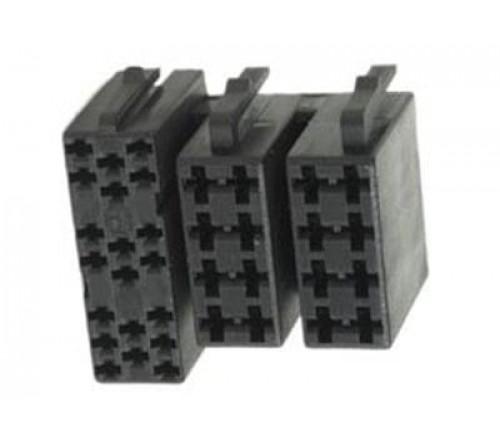 conn. Mann.  36-pin ISO comp. f. Junior+Micro Timer 10 stuks