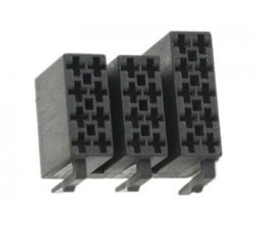 conn. mann.  26-pin ISO compact Junior Timer 2 8 MM 10 stuks