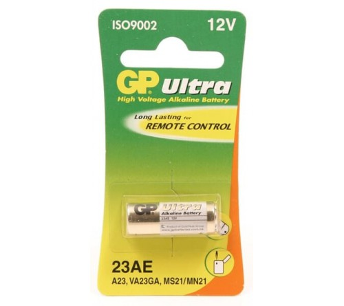 GP 23A (12V) remote/alarm