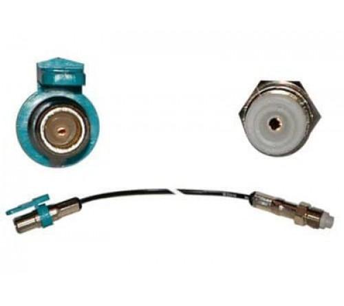 adapterkabel 10 cm Fakra F - FME F AUDI/BMW/VW