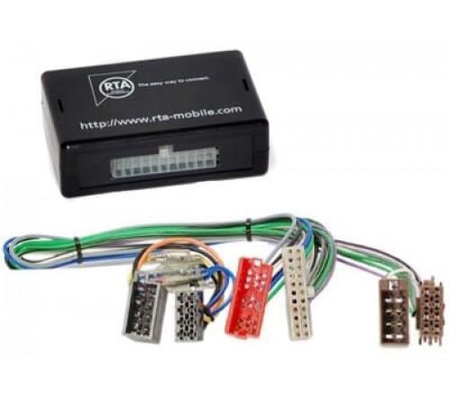 Act. low level kabel AUDI/VW half/full en bose systeem