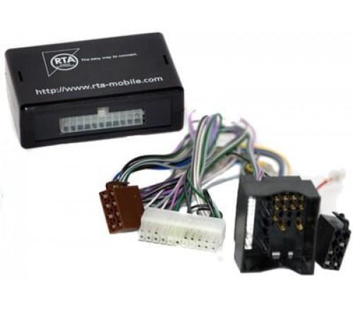 Act. low level kabel AUDI/VW gedeel.- of full active Bose