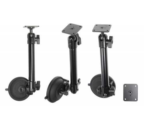 Pedestal Mount Lite Suction cup mount ø90mm  280mm