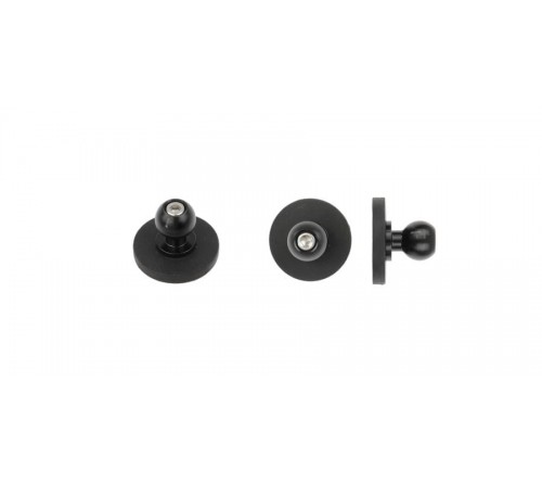 Magnetic mount  43mm  with ball for pedestal mounts