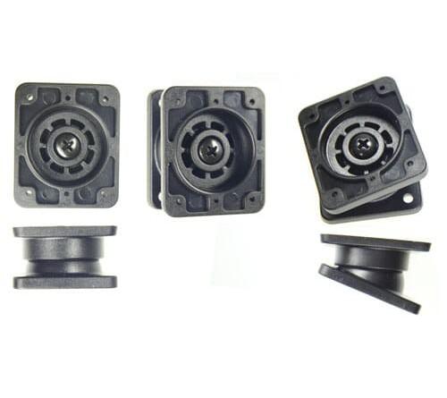 Brodit BIG Tilt Swivel/ drilled holes 42x50x25