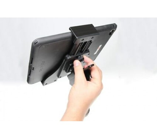 Brodit verstelbare tablet houder 140-195mm met pedestal