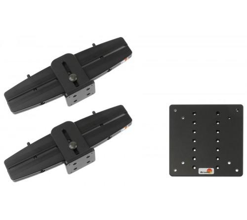 Brodit Headrest mount 95/211 mm set + VESA mounting plate