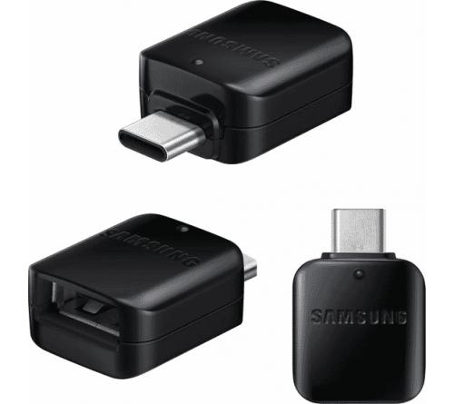 Adapter USB A fem. <=> USB-C male  Samsung UN930BWE zwart