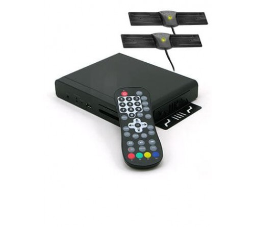 Bullit Cartv DVB-T T1 NL - MPEG2&4 conax/antenne set