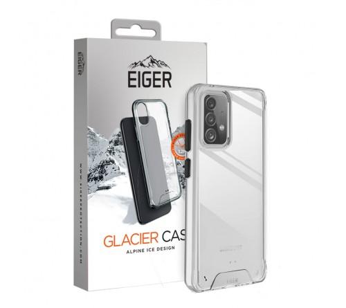 Eiger Glacier case Samsung Galaxy A52 - transparant