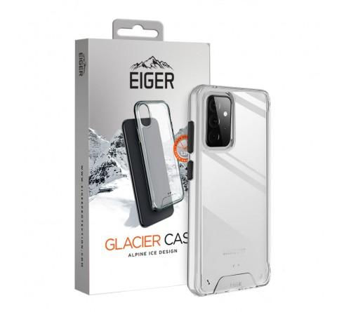 Eiger Glacier case Samsung Galaxy A72 - transparant