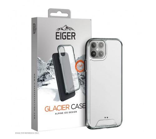 Eiger Glacier case Apple iPhone 12 Pro Max - transparant