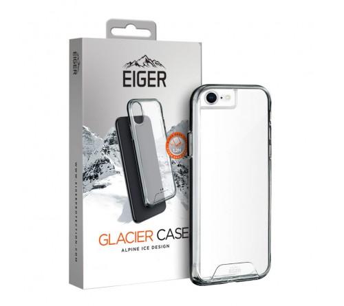 Eiger Glacier case Apple iPhone SE 2020/ iPhone 8 - transp.