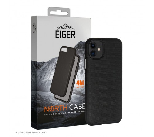 Eiger North case Apple iPhone 12 mini - black