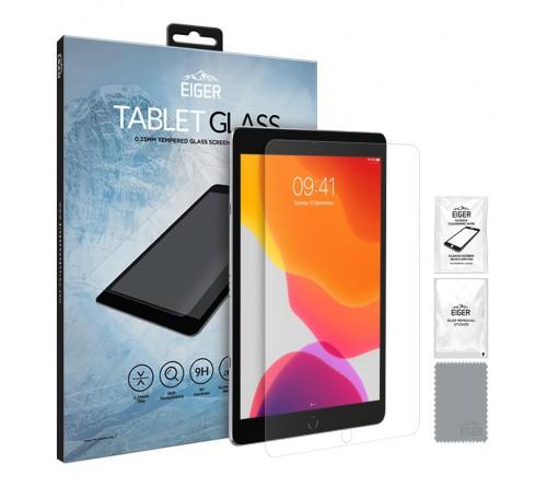 Eiger GLASS Screen Protector Apple iPad 10.2 2019/2020-clear