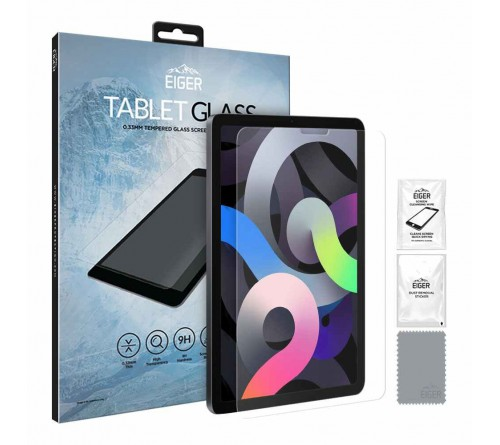 Eiger GLASS Screen Protector Apple iPad Air 2020/Pro11-clear