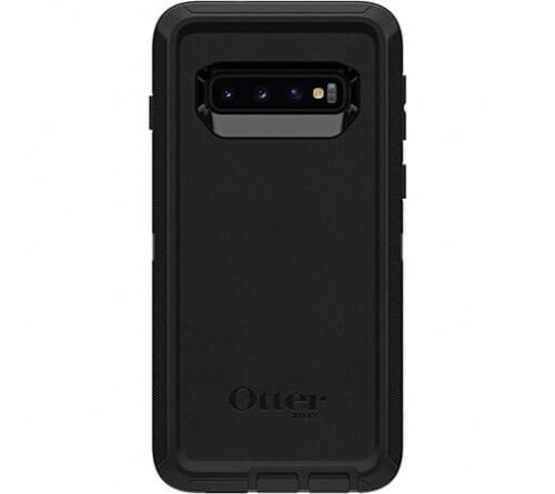 Otterbox Defender Case Samsung Galaxy S10 - Zwart