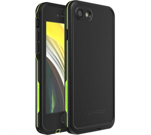 LifeProof Fre Case Apple iPhone 7/8/SE2 - Zwart