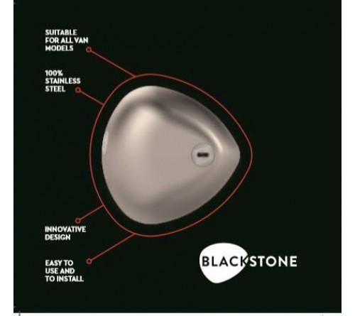 Blackstone Silver Combo veiligheidsslot  2 stuks  4 sleutels