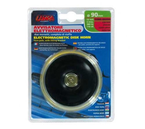Claxon 12 Volt lage toon 110db