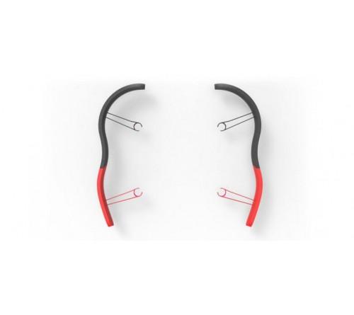 Parrot Bebop part - EPP Bumpers Red
