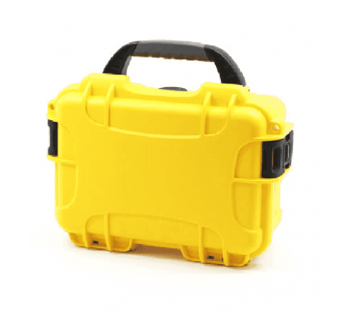 CEECOACH hard-case voor 2 units en accessories Geel