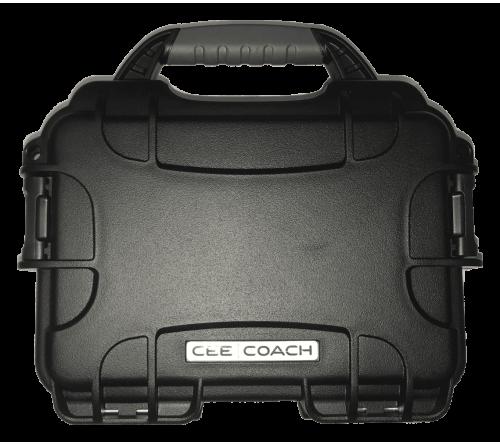 CEECOACH hard-case voor 2 units en accessories Zwart