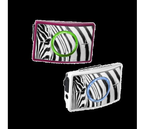 CEECOACH Pimping stickers Zebra 2 stuks