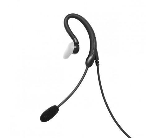 CEECOACH mono headset met boom microfoon