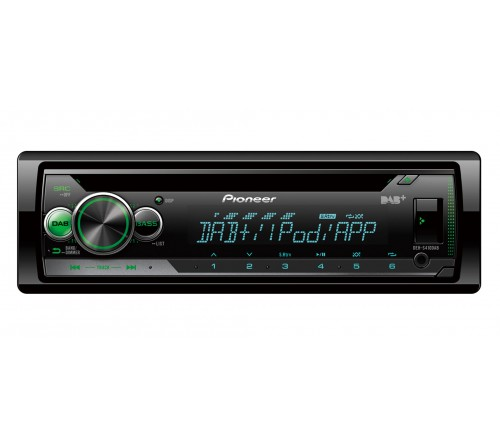 Pioneer DEH-S410DAB 1DIN DAB/USB/Spotify/AUX