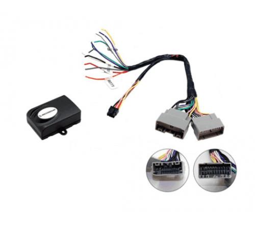 Amp Turn on  dodge/jeep/chrysler met versterkt systeem