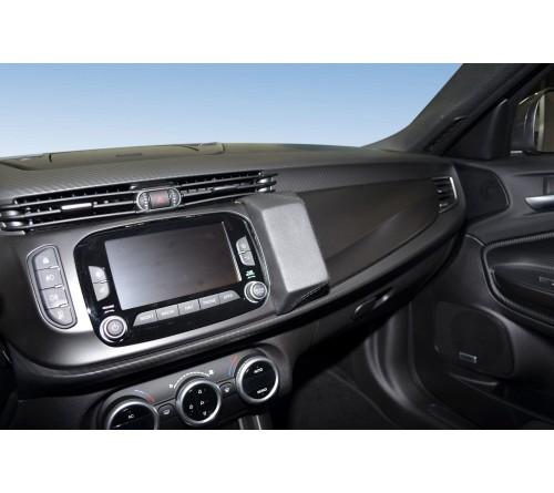Kuda console Alfa Romeo Giulietta 2016- Zwart