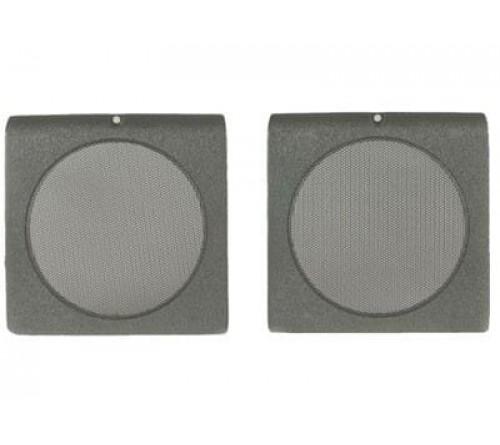 Autospecifieke luidsprekerroosters VW Golf-2 >9/92 130mm