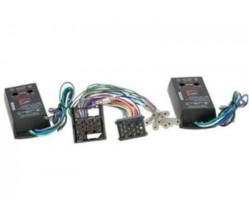 Act. low level kabel BMW ISO 4-kanaals uitg +2 verst 17pin