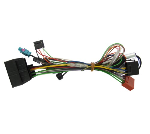 Parrot Asteroid Unika P&P kabel tbv Citroen/Fiat/Peugeot