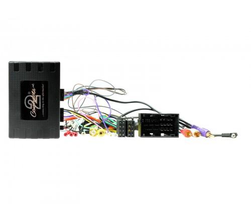 Infoadapter met stuurbediening Dodge Ram 1500/2500 2013 -
