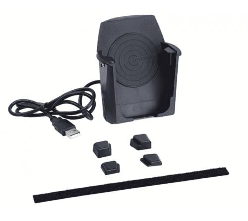 Inbay inductieve bekerhouder lader Ø 76-83mm usb 5V