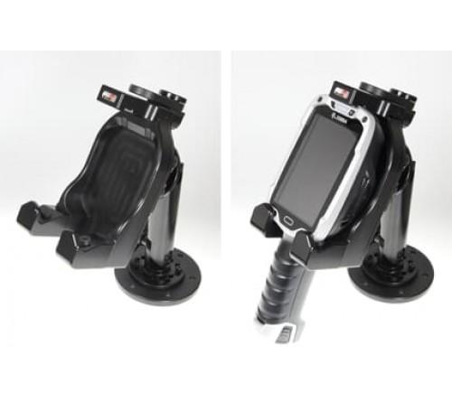 Brodit houder Zebra TC8000-rubber dempers/zwenkbare top