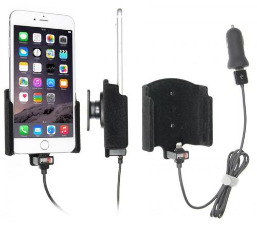 Brodit h/l Apple iPhone 8 Plus/Xs Max USB sig.plug-padded