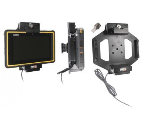 Brodit h/l Getac Z710 (US) Fixed install LOCK