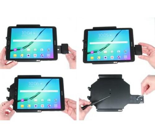 Brodit houd.Uni.Tablet 160-185/ 240-270mm met veerweerstand