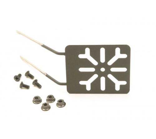Radio Mount/ 2 pins lang