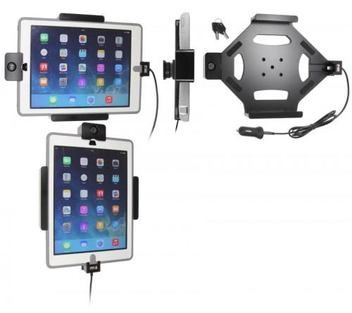 Brodit h/l Apple iPad Air/2017 USB sig.plug LOCK-Otterb.def.