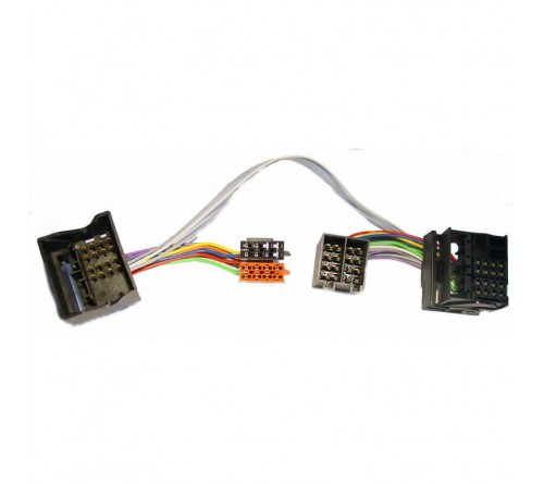 ISO2CAR BMW 2001 16 pins
