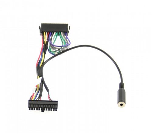 Kram Audio2Car adapter 3.5mm Mono Jack Female tbv externe sp